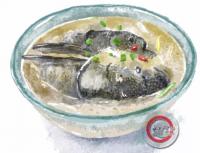胡晓远:浸透着母女情的鱼头汤