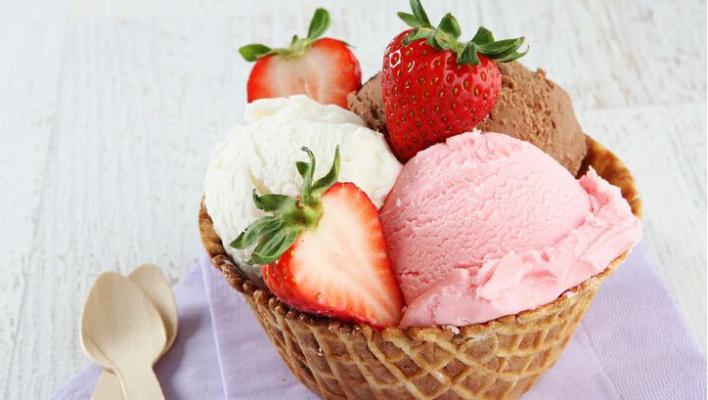 千亿冰淇淋市场红利待瓜分