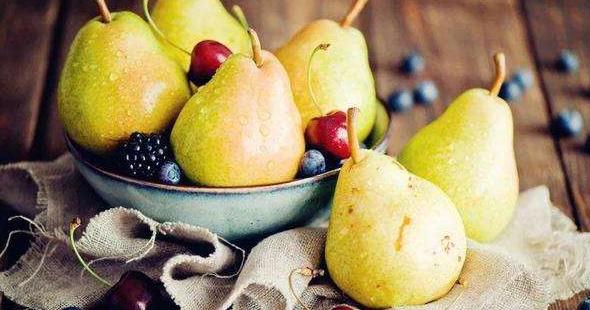 秋梨——滋阴润燥的好食材