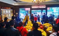 散酒连锁王安宁烧酒举行加盟连锁创业活动